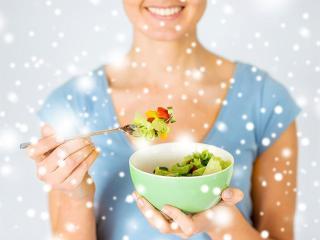 Правильный выбор диеты для холодного времени года. Как похудеть зимой? Преимущества и недостатки овощных, фруктовых и белковых диет.
