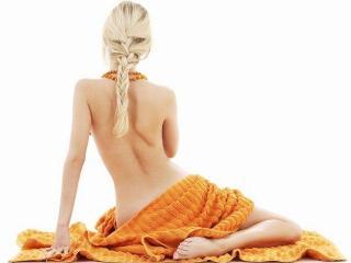 Уход за собой: плечи, спина, локти (женские секреты красоты)