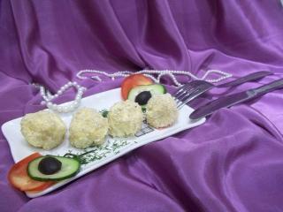 Чесночная закуска из маслин. К новогоднему столу