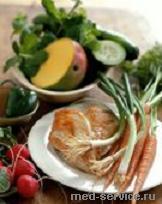 Лечебное питание при подагре