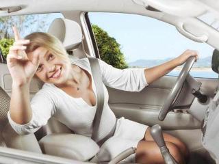Полезные привычки для автоледи