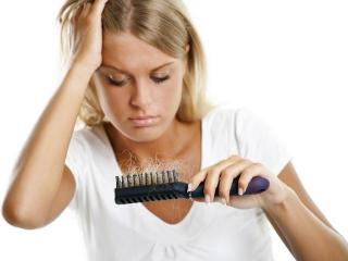 Нии выпадение волос