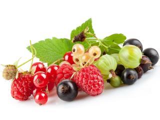 Свежие ягоды в сахаре - рецепт с фото
