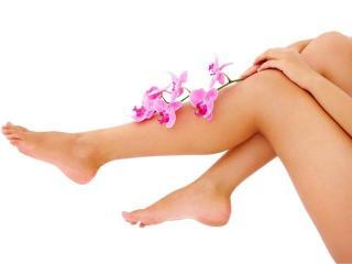 Об уходе за ногами (женские секреты красоты)