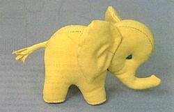 Делаем игрушки: Слоник