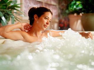 Оздоровительные ванны для ухода за телом (уход за собой)