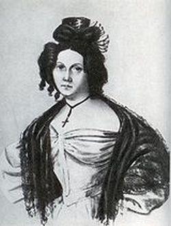 Историю Полины Гебль и ее мужа, декабриста Анненкова, можно назвать самой поэтичной
