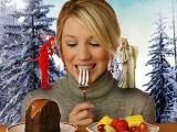 Зимний рацион питания