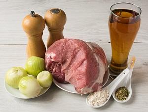 Вкусные рецепты из свинины