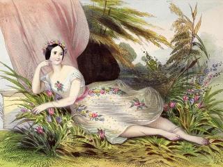 Первая леди пуантов Мария Тальони