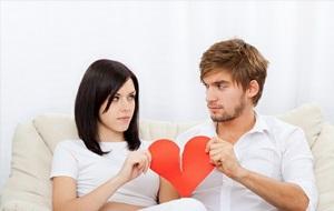 Семейные отношения: причины развода