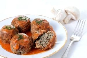Рецепты грибных блюд