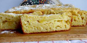 рецепт пирога с яблоками в мультиварке на молоке