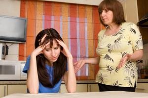 Отношения свекрови и невестки - кто прав, кто виноват?