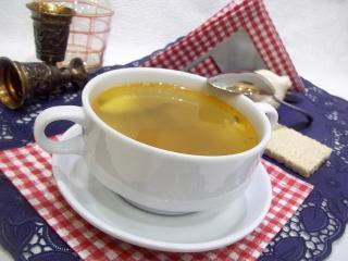 Суп с лососевыми хребтами. Рецепт с фото