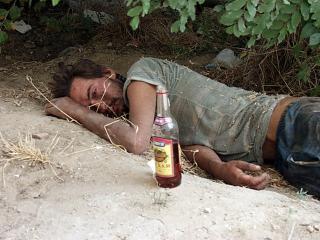 Потратила жизнь на алкоголика мужа